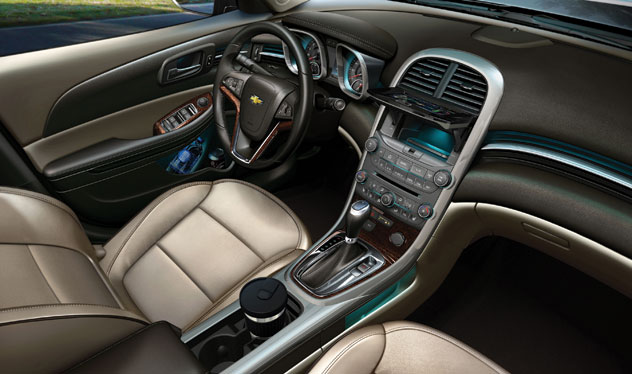 AUTO REVIEW: 2013 Chevy Malibu Eco (Sponsored by State ...