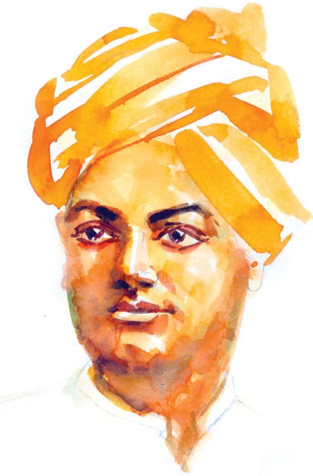 swami vivekananda vision of patriotism